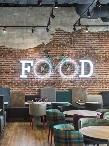 10+ Cafe Wall Decor For Your Inspiration - HomelySmart