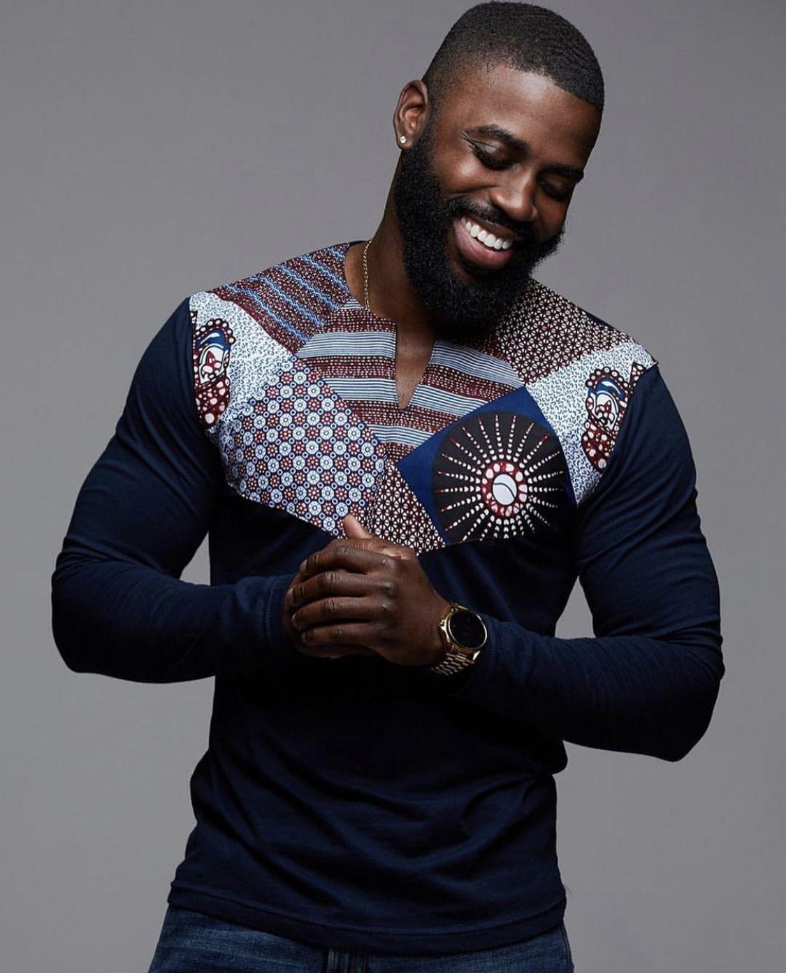 Diyanu African shirts for men, African clothing for men