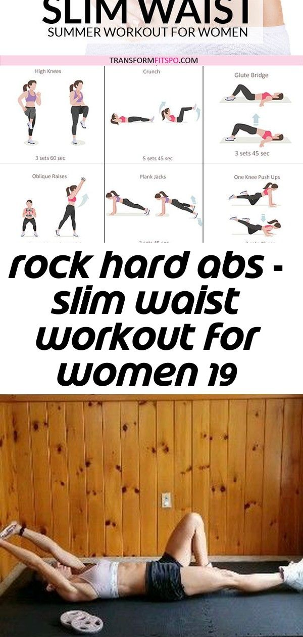 Rock hard abs  slim waist workout for women 19 Ab blast home workout 6 minute abs This is a quick and intensive abs workout that engages all of the muscles of your core I...