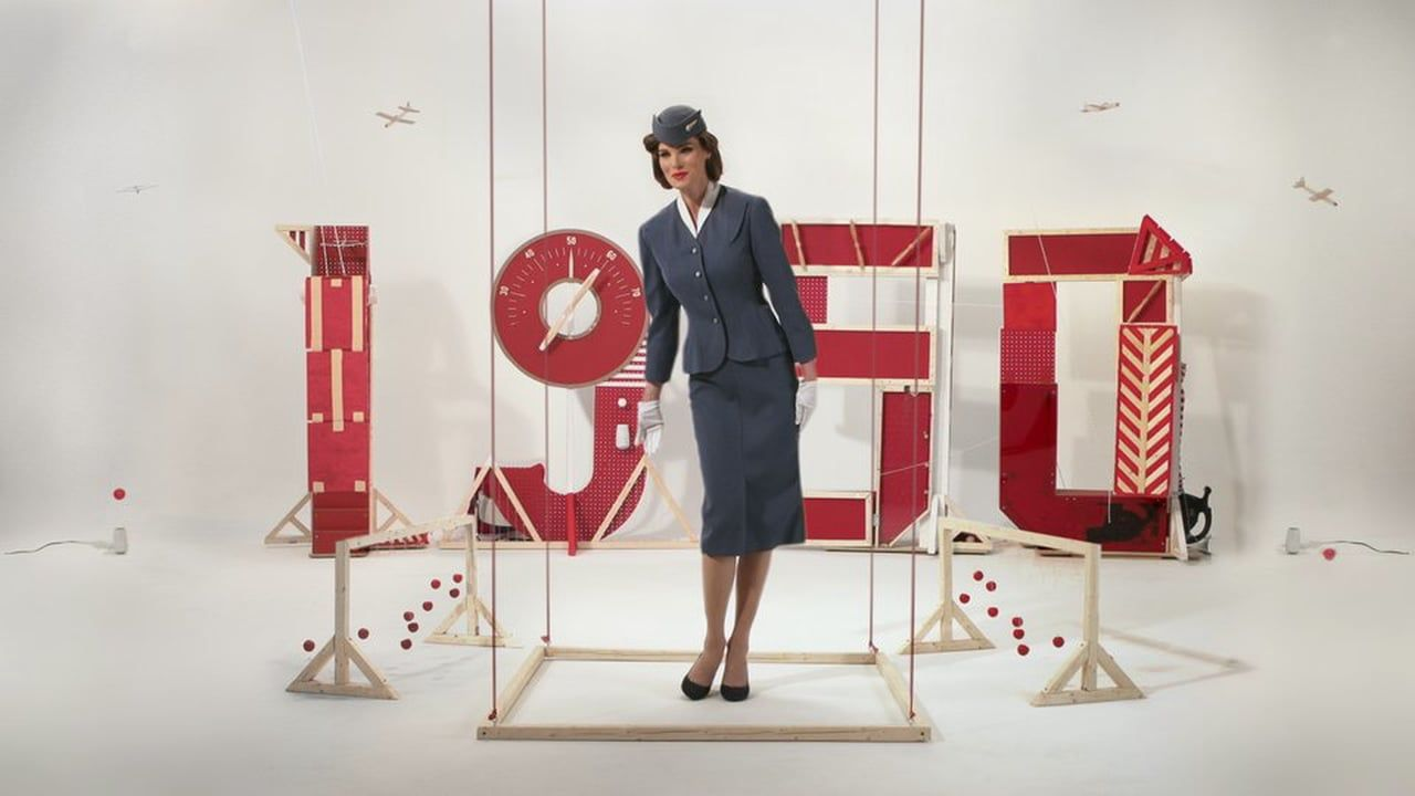 Air canada 75th costumes motion design inspiration
