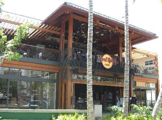 Hard Rock Cafe Honolulu Hard Rock Cafe Hard Rock Honolulu Waikiki