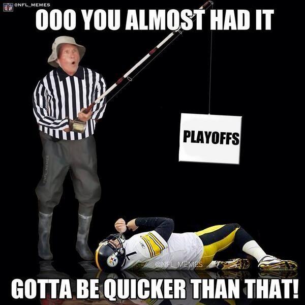 Ravens Vs Steelers Memes