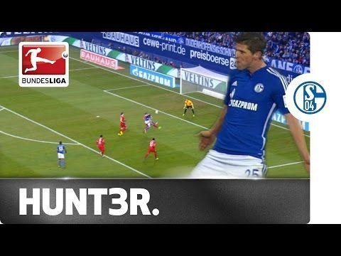 The Hunter's Hat-Trick - 3 Goals for Klaas-Jan Huntelaar - YouTube