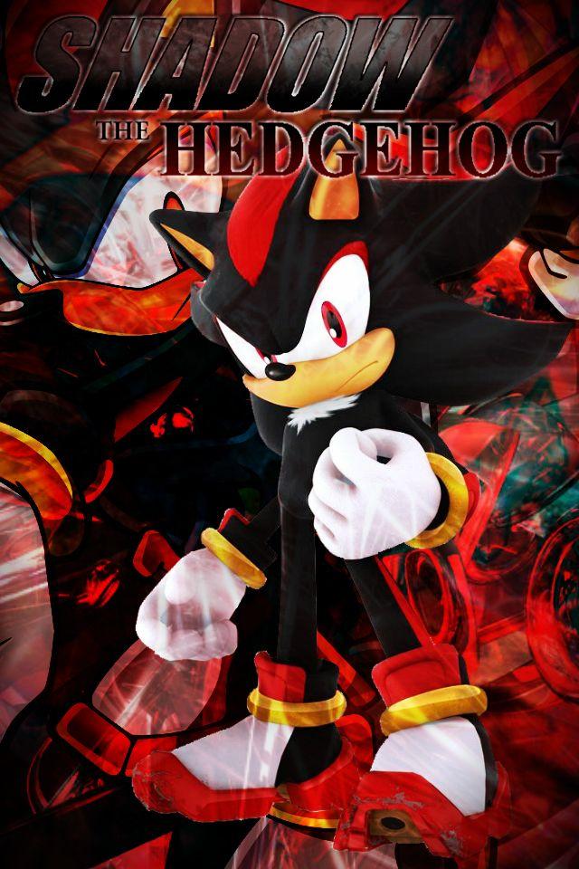 Shadow The Hedgehog Iphone Background Shadow The Hedgehog Ipod