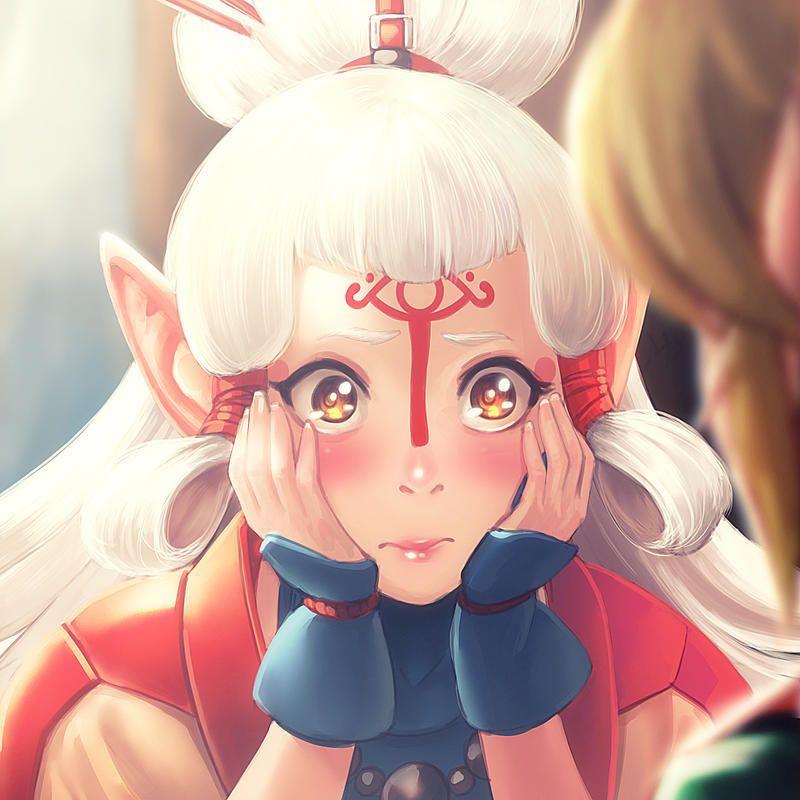 Paya by MaHenBu | The Legend of Zelda: Breath of the Wild