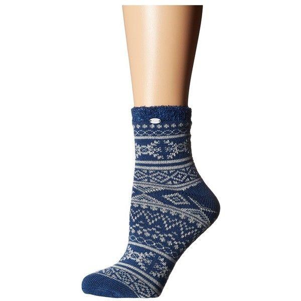 UGG Fair Isle Fleece Lined Socks Women's Low Cut Socks ($30 ...