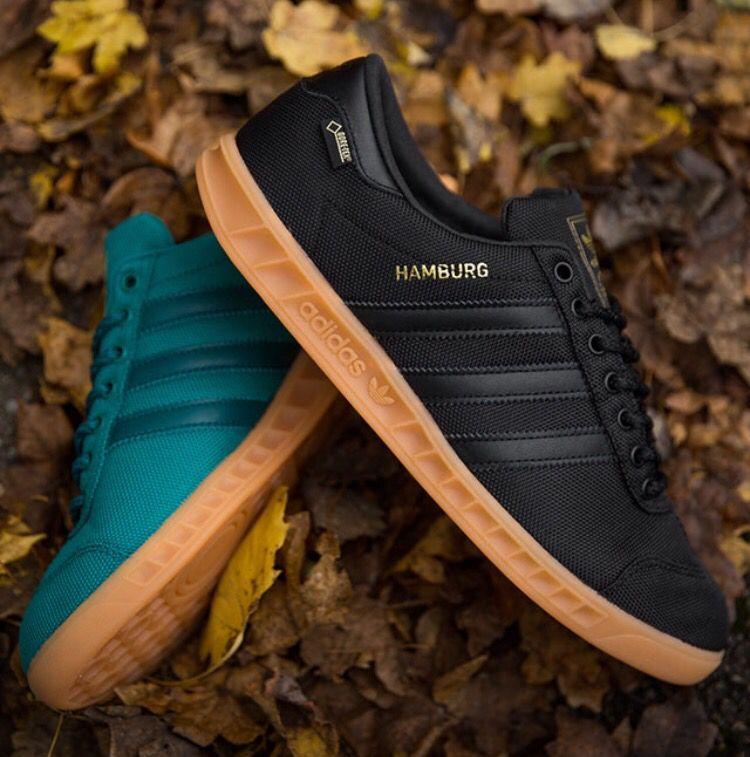best sneakers fb12d efa4b adidas Originals Hamburg Gore-Tex