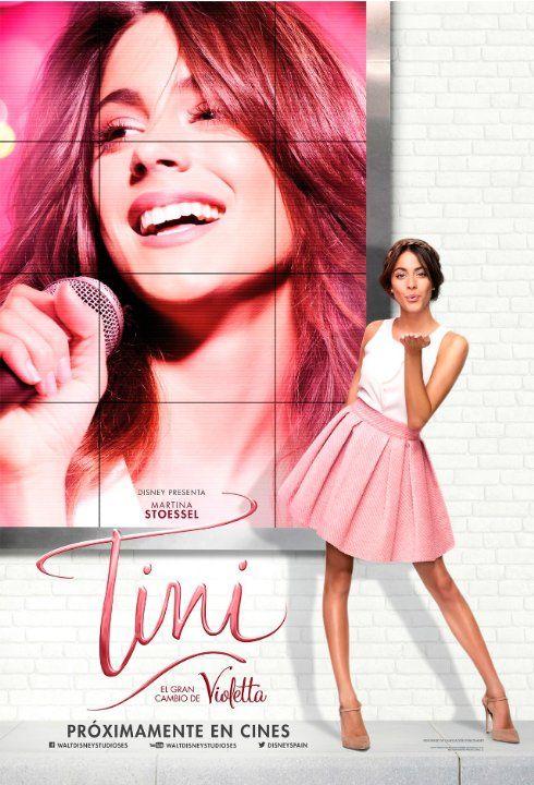 Martina Stoessel in Tini: Depois de Violetta (2016)