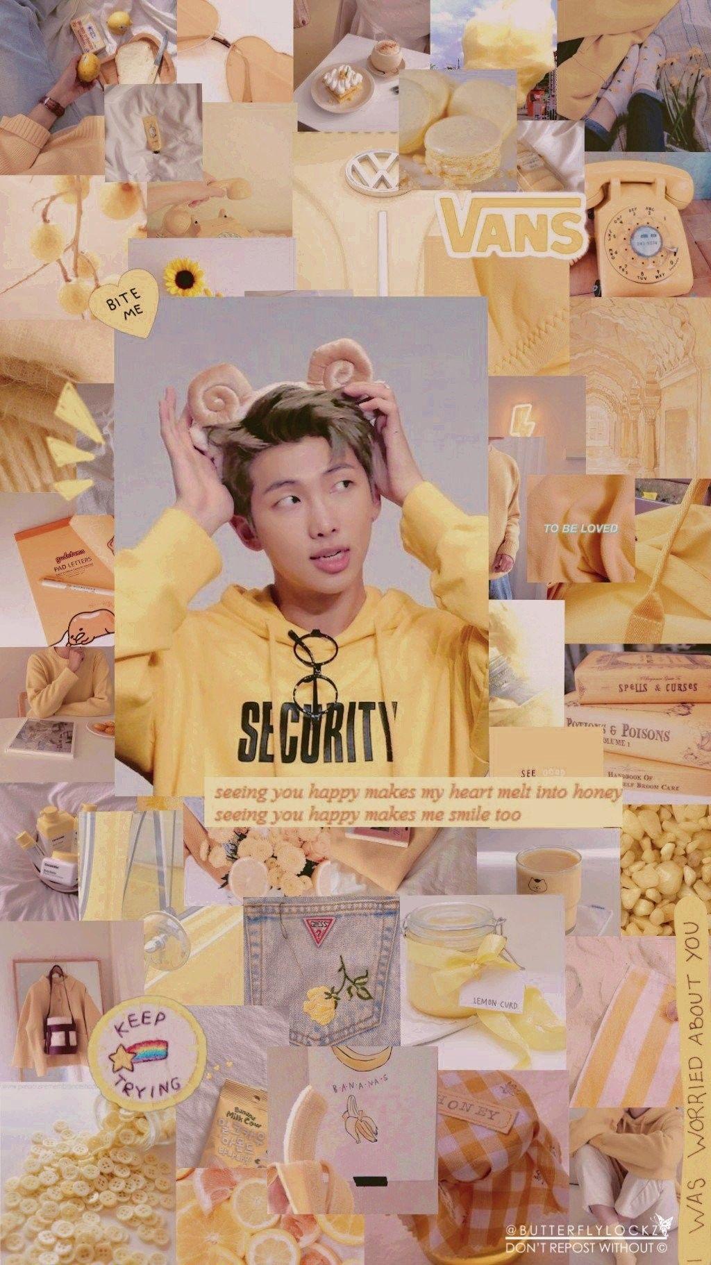 Unduh 4000 Wallpaper Aesthetic Namjoon HD Terbaru