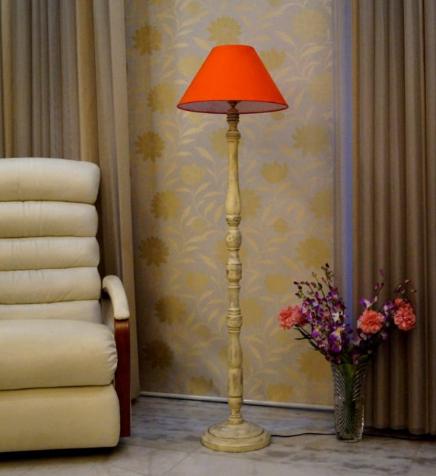 Buy White Mango Wood Floor Lamp Online Gold Floor Lamp Wood Floor Lamp Unique Floor Lamps