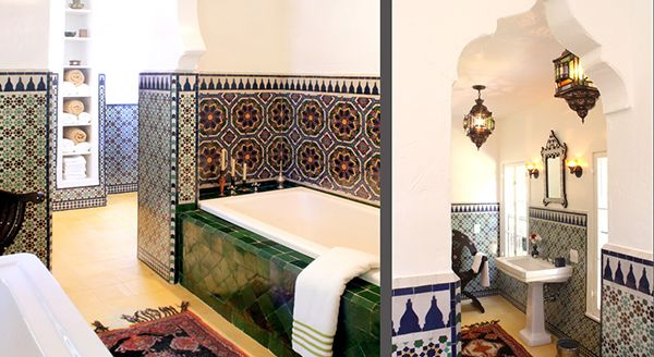 Mold Bathroom Tiles