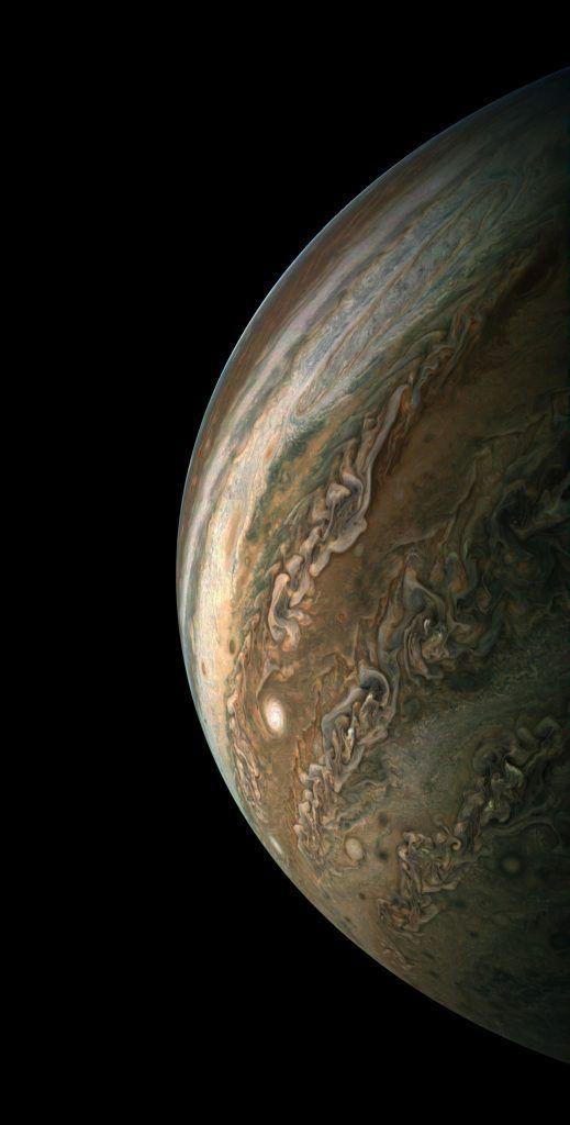 Juno Spacecraft Completes Tenth Close Flyby Science Orbit