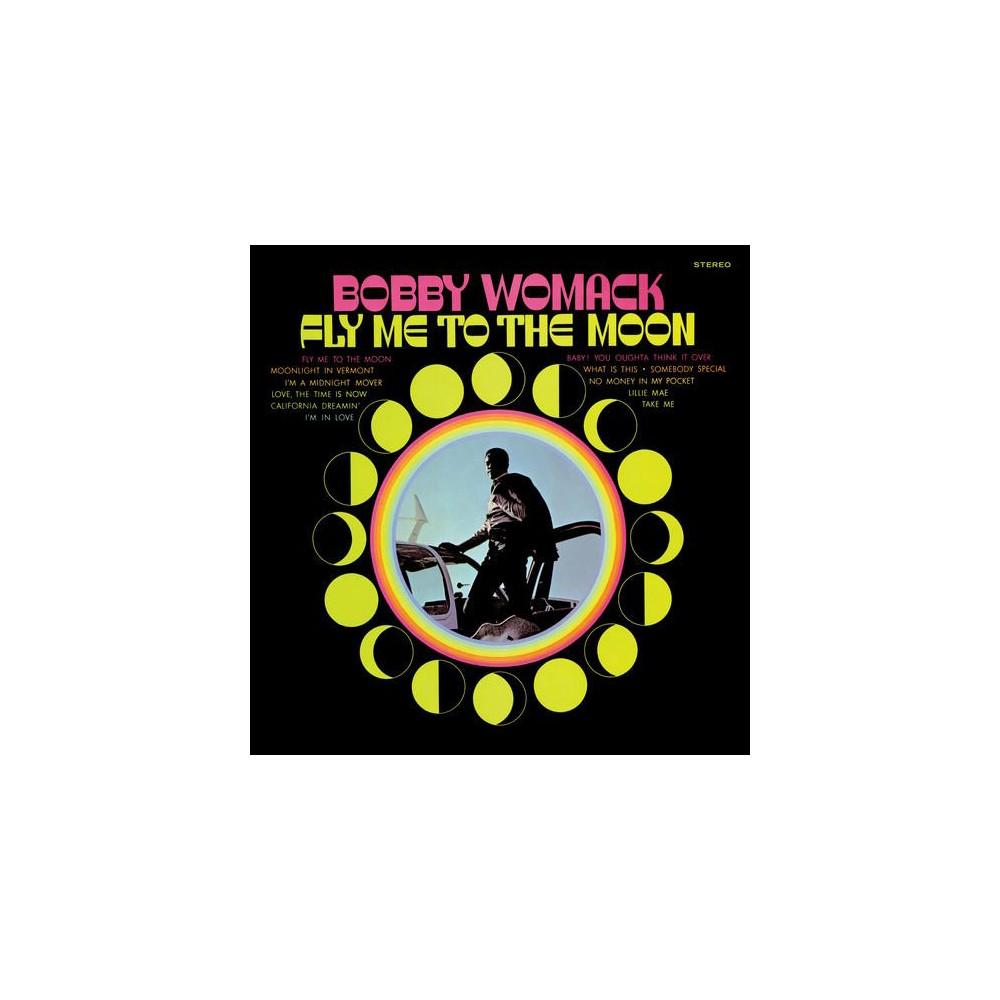 Bobby Womack Fly Me To The Moon Vinyl Bobby Womack Bobby Vinyl Records Covers