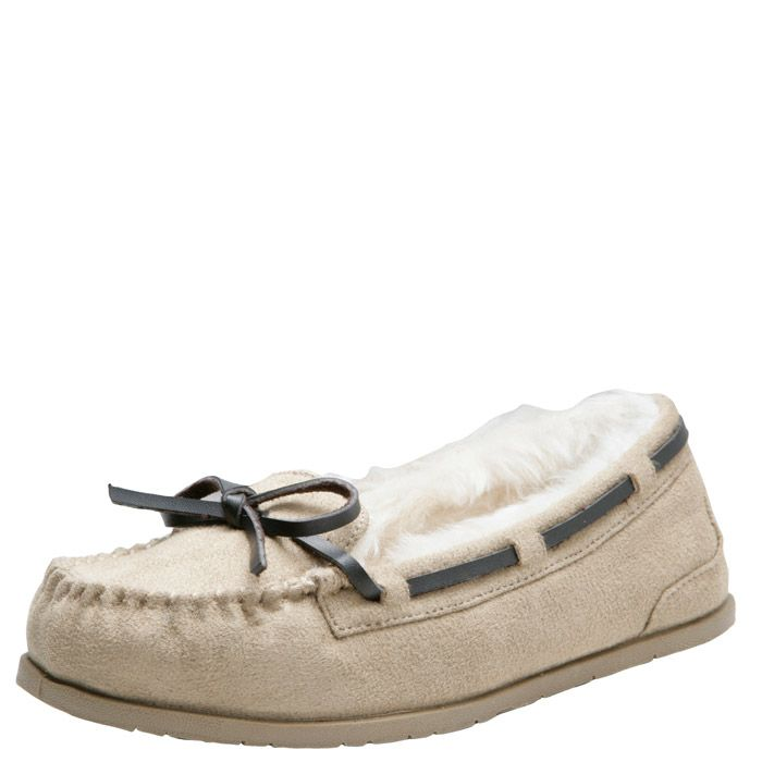 This cute cozy Airwalk moc can be worn inside or out  a0f7d1e51e7f