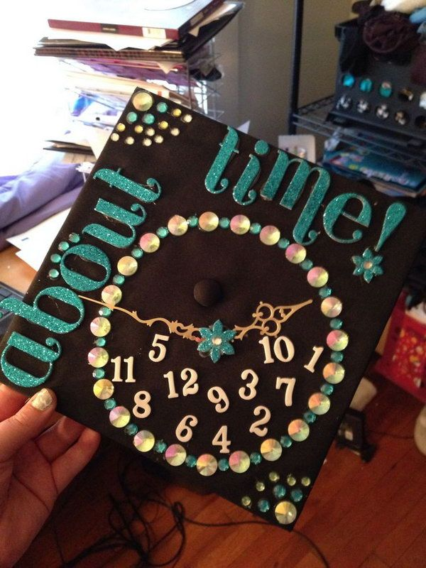 Ideas For Decorating Your Cap For Graduation