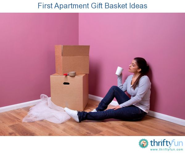 First apartment gift basket ideas gift ideas first - Gifts for small apartments ...