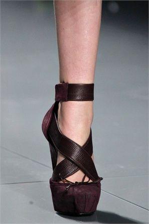 Dior Ballet A/w 12.13