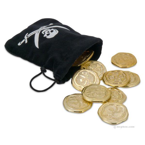 pirate arrr coin