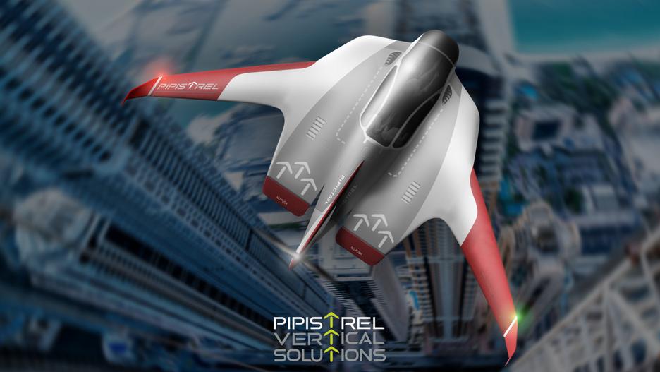 Pipistrel eVTOL Aircraft, Flying car, Honeywell
