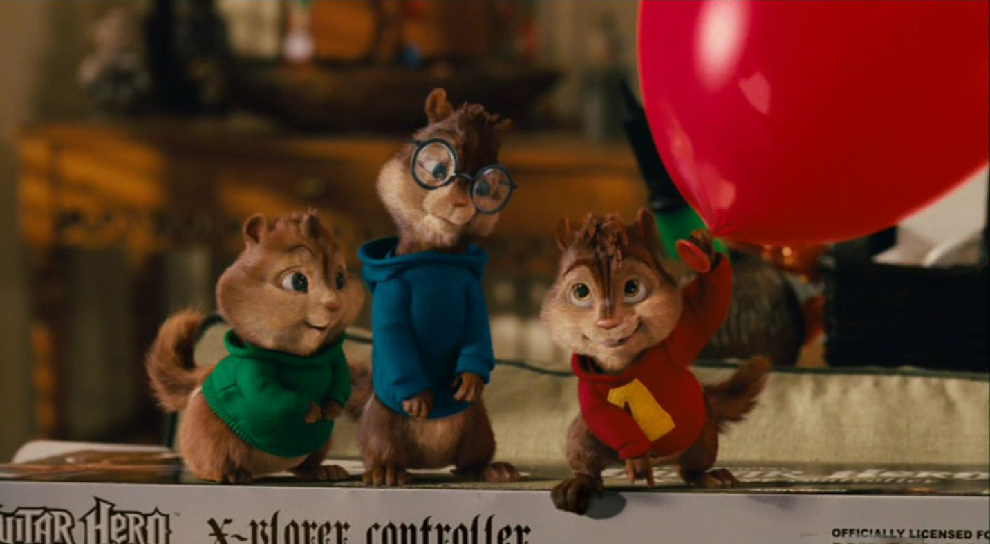 Alvin And The Chipmunks Photo Major Rockstars Alvin And The Chipmunks Chipmunks Alvin