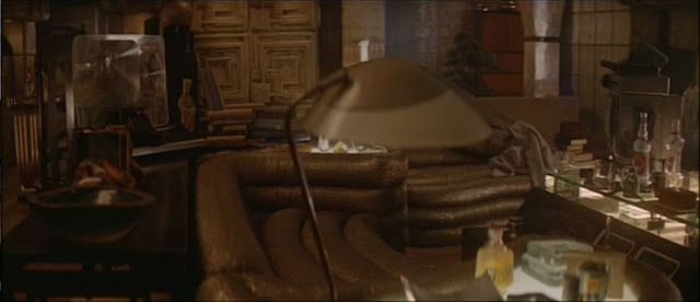 Deckard S Apartment From Blade Runner But With Some Lights On And Basic Hygiene
