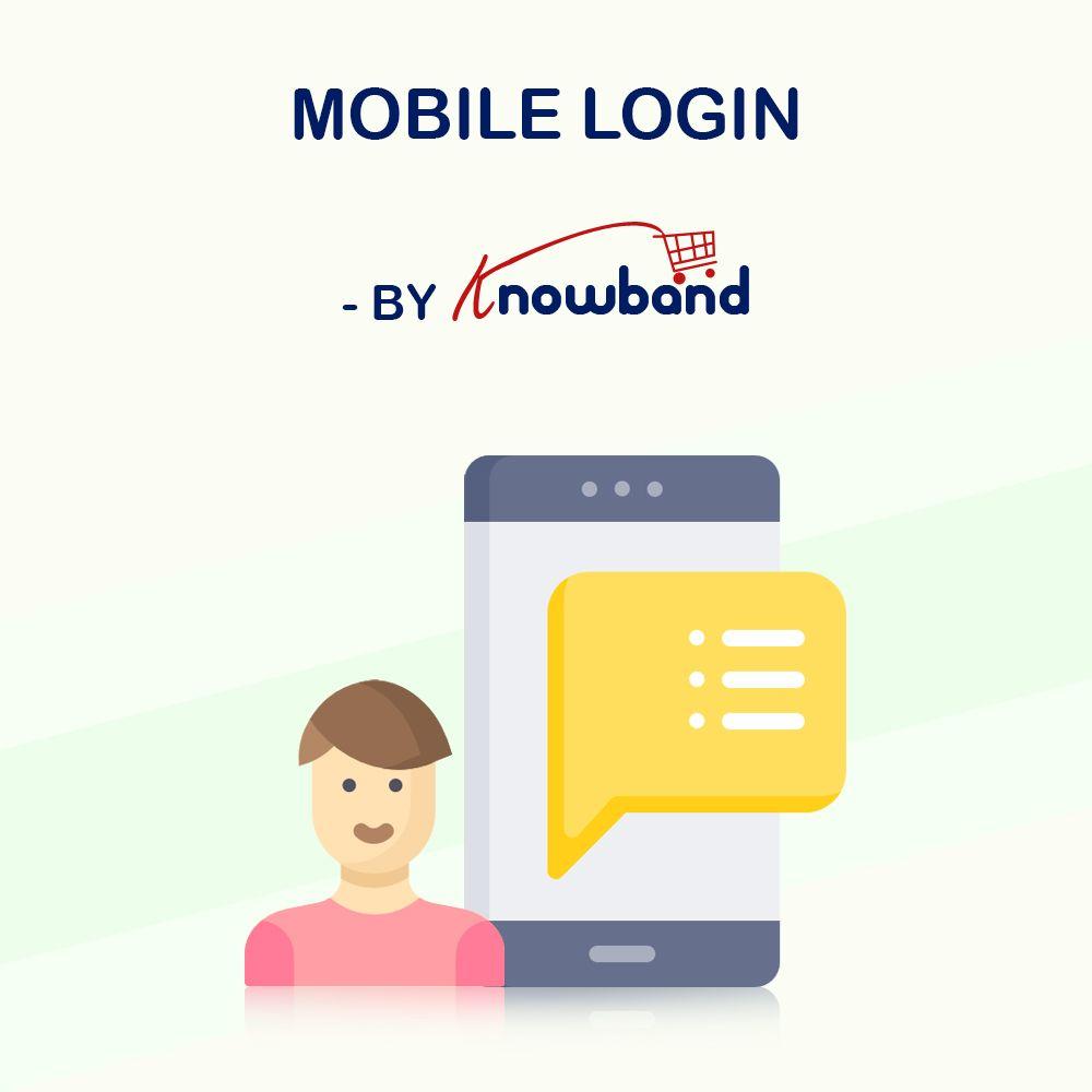 Mobile Login Addons Mobile login, Mobile