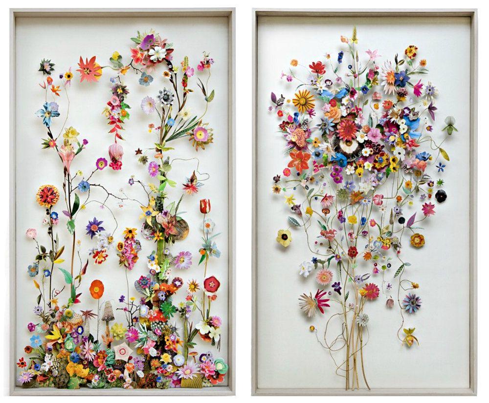 Lately were loving anne ten donkelaars pressed flower