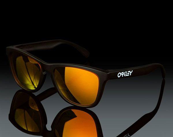 Oakleys Frogskins