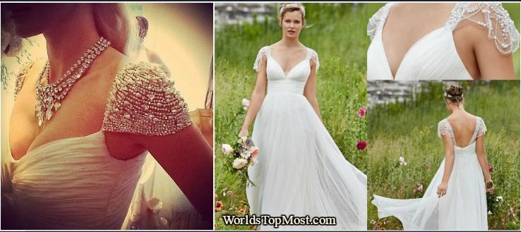 Top 10 Best Selling Wedding Dresses In The World Backless Dress Formal Wedding Dresses Dresses