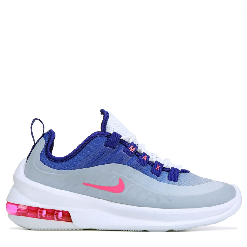 Nike Women s Air Max Axis Sneakers (Blue Pink White) 3c02a8cd0c
