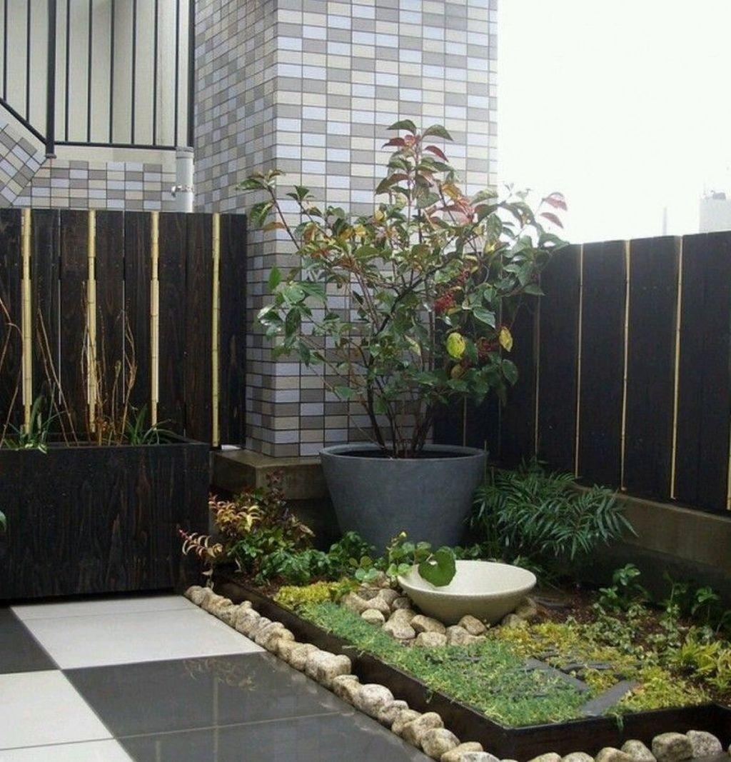Elegant And Minimalist Garden Design Ideas24 Minimalist Garden Garden Design Luxury Garden