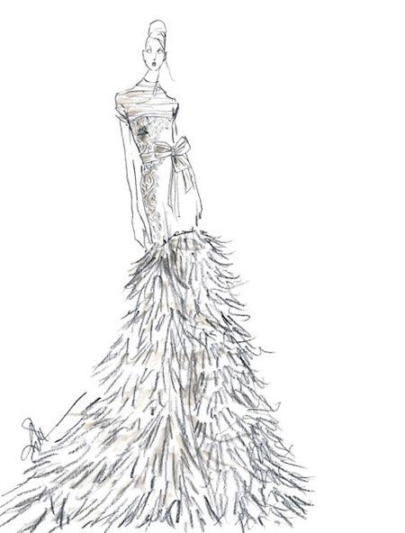 Rita Vineris is the wedding industries leading female designesr