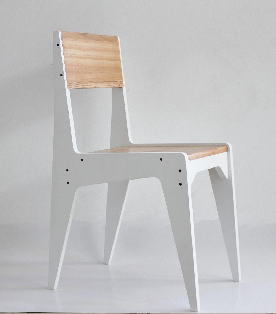 Sillas madera paraiso dise o muebles en - Disenos de comedores de madera ...