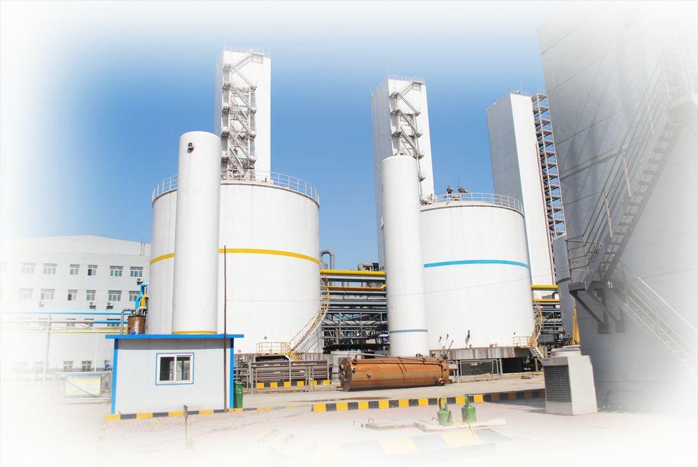 Angstrom Advanced Liquid Nitrogen Oxygen Argon Plant By Cryogenic
