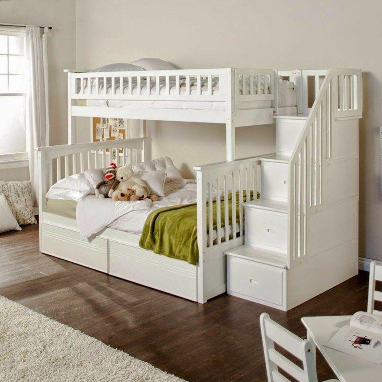 Idée déco chambre  la chambre enfant partagée