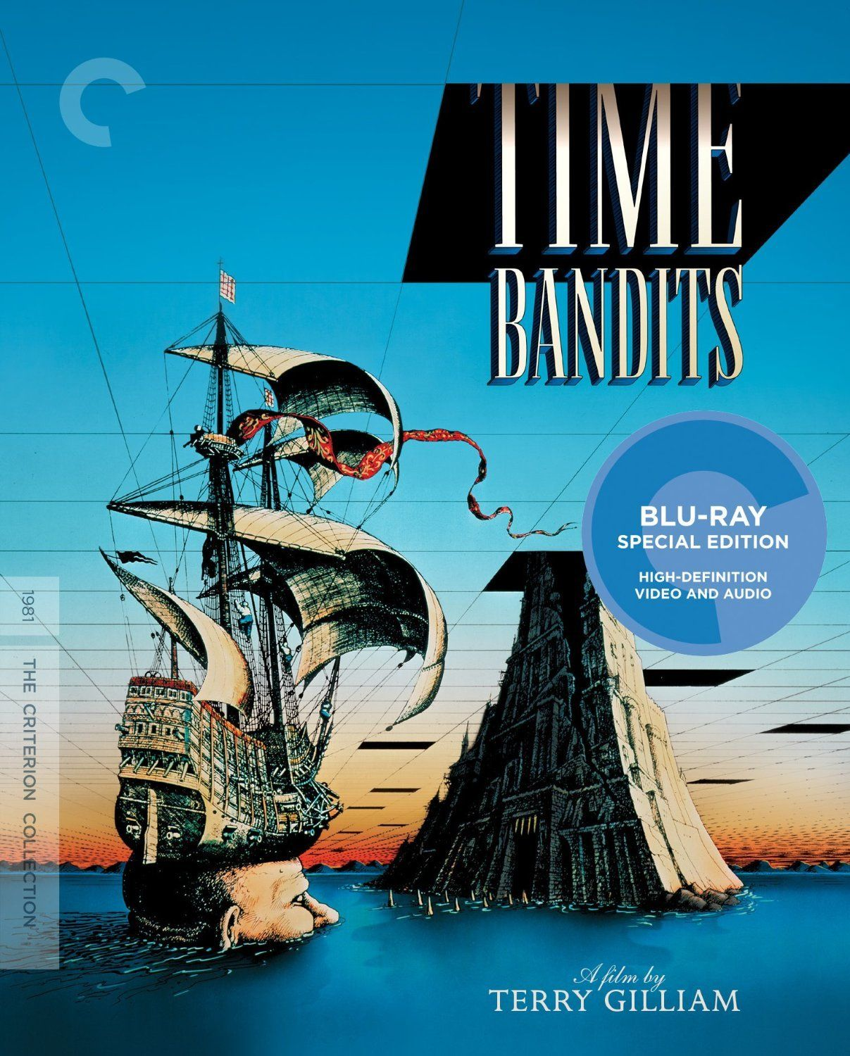 Time Bandits Blu Ray Terry Gilliam The Criterion Collection Fantasy Films