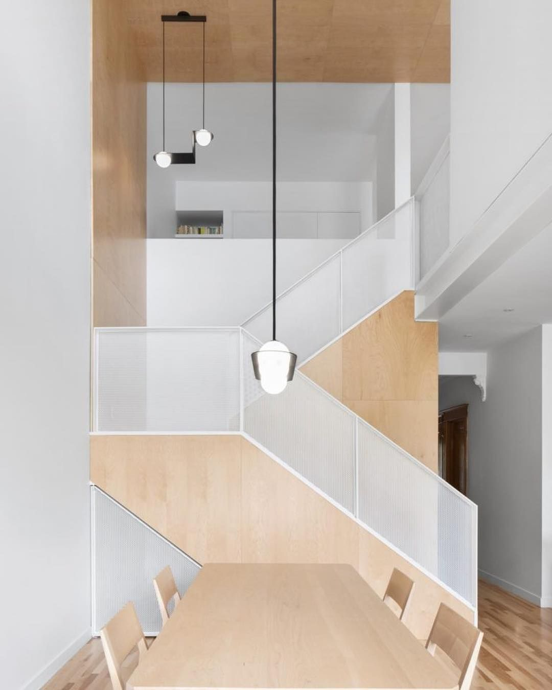 "Interior Design Montreal Ca: Design Milk On Instagram: ""Des Érables Residence Is A"