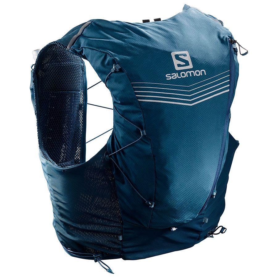 ADV SKIN 12 SET Running pack, Marathon gear, Hydration pack