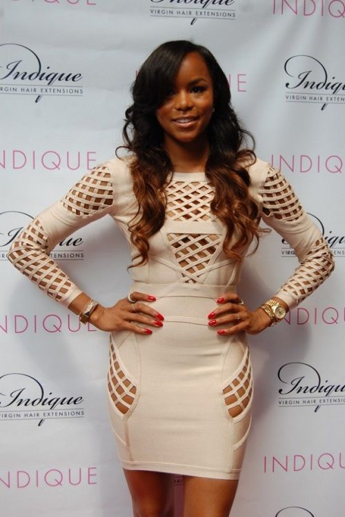 Letoya Luckett (With images)   Fashion, Outfit ...