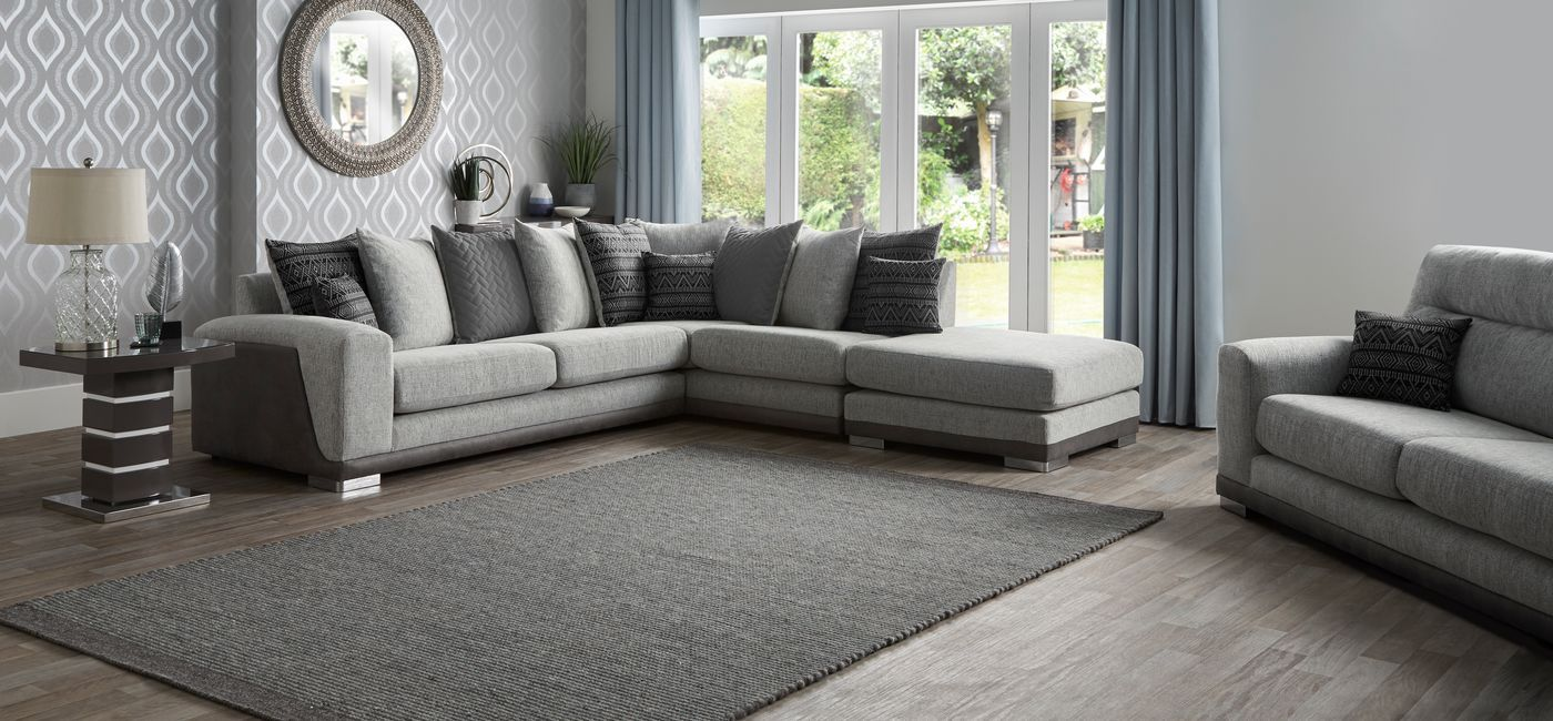 Ariel 2 Corner 1 RHF Chaise Scatter Back in 2019 | Home | Scs sofas ...
