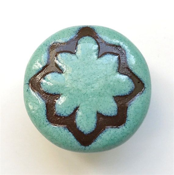 Cabinet Knobs , This Beautiful Drawer Pull Was Hand Made On The Potters  Wheel. Cabinet Couture Is My Line Of Cabinet Hardware That Incorporates Alu2026
