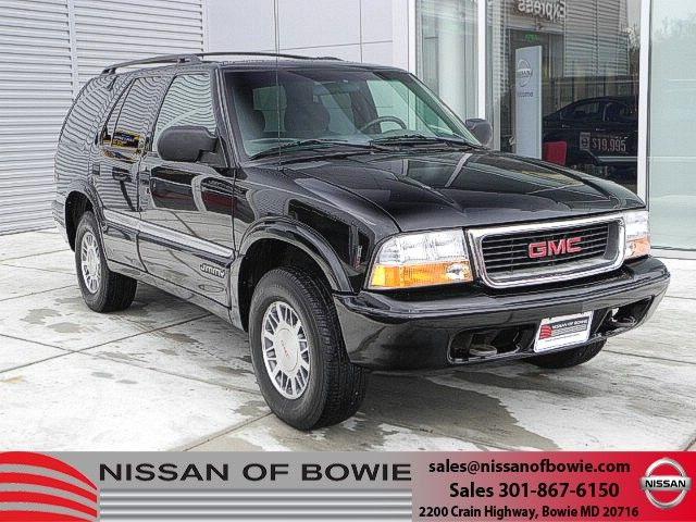 2001 Gmc Jimmy For Sale In Bowie Maryland 30838127 Getauto Com Suv Gmc Cars Trucks