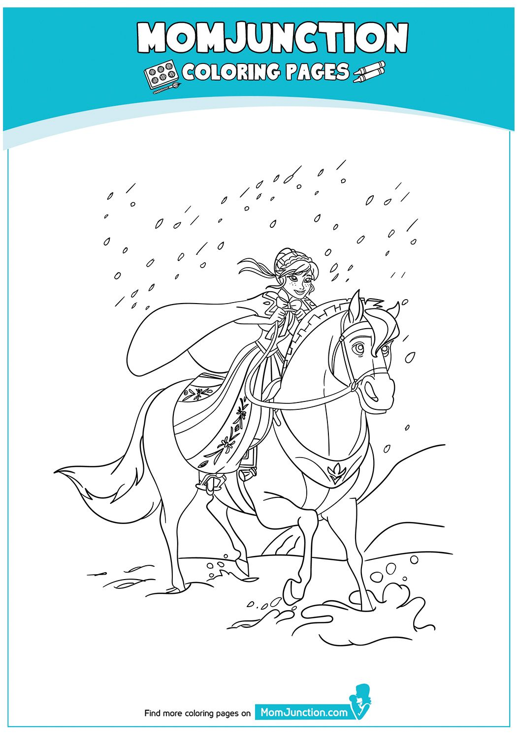 The Sitron 17 Horse Coloring Pages Coloring Pages Animal Coloring Pages