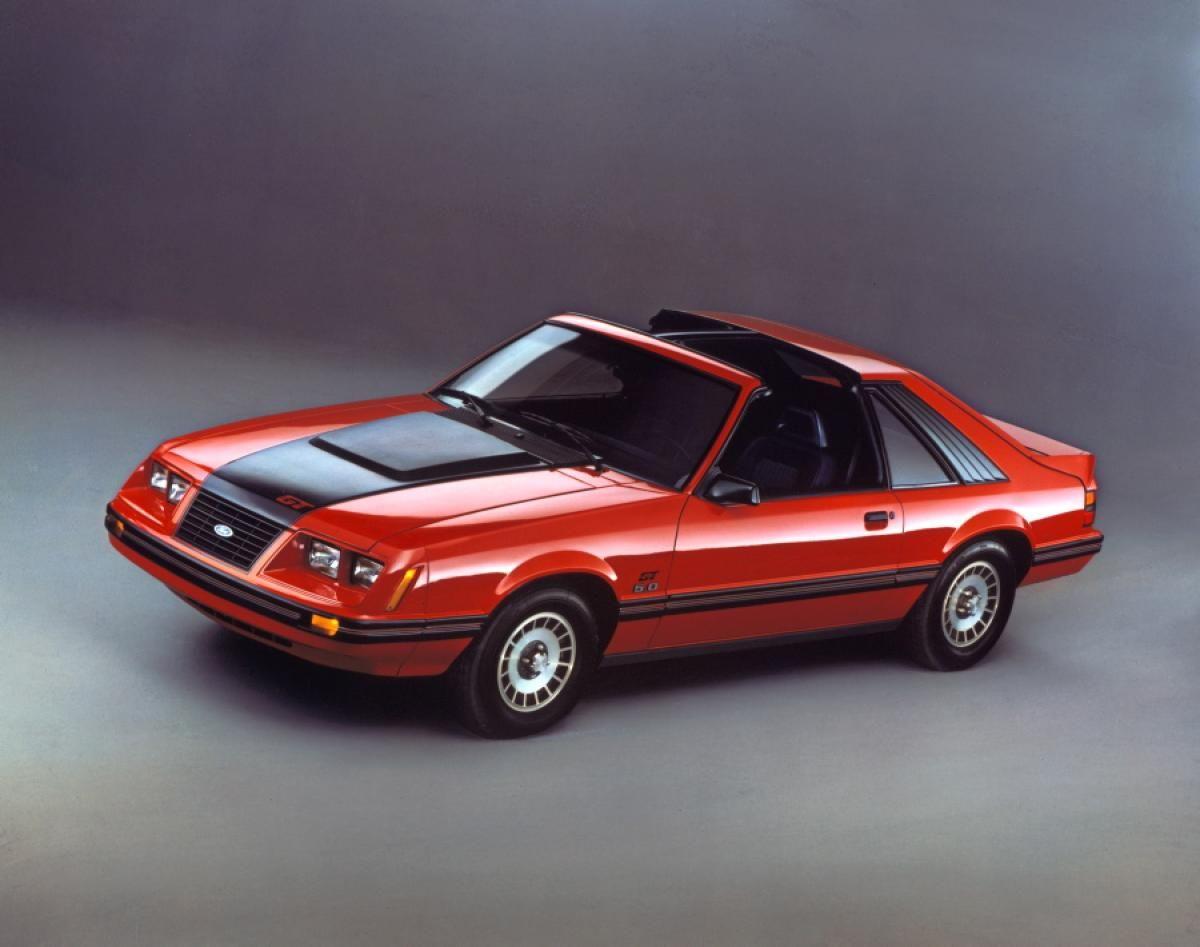 83 Mustang