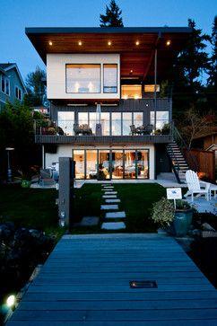 Perfect Kirkland Residence   Contemporary   Exterior   Seattle   Verge Architecture  U0026 Design, LLC
