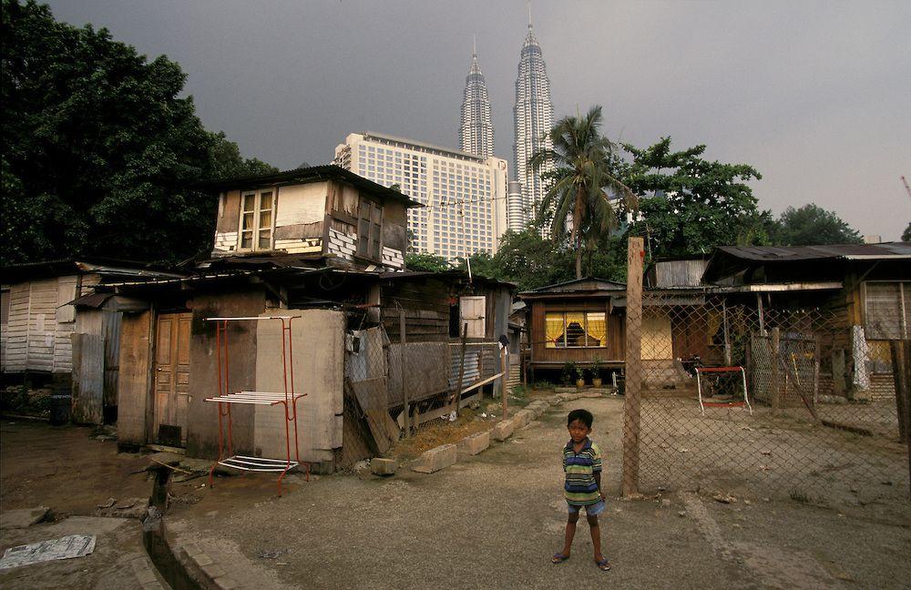 Malaysia Mark Henley Photography Slums Malaysia House Styles