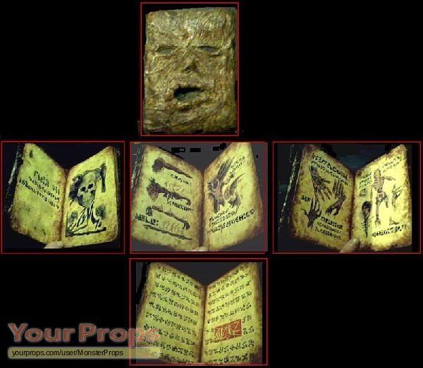 Necronomicon Book of the Dead | The Evil Dead, Necronomicon