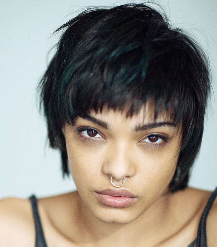 The Most Flattering Haircuts For Large Foreheads Haircuts Big