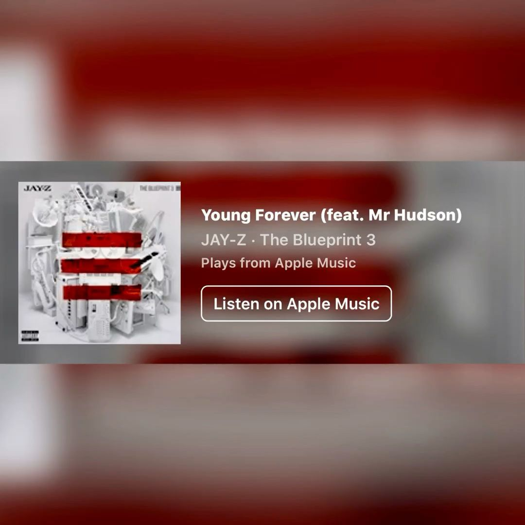 Young Forever Jay Z Feat Mr Hudson Video Forever Young Jay Z Jay Z Rap Music Videos
