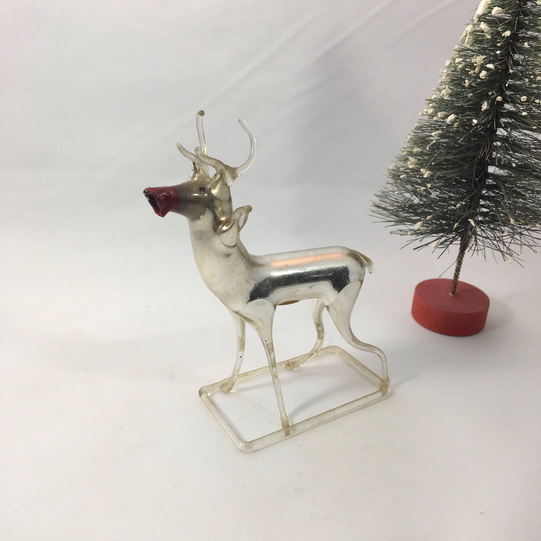 Pin On Vintage Silver Christmas
